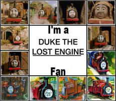 I Am a Duke the Lost Engine Fan