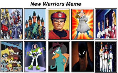 New Warriors Meme #1 by TheLostEngine