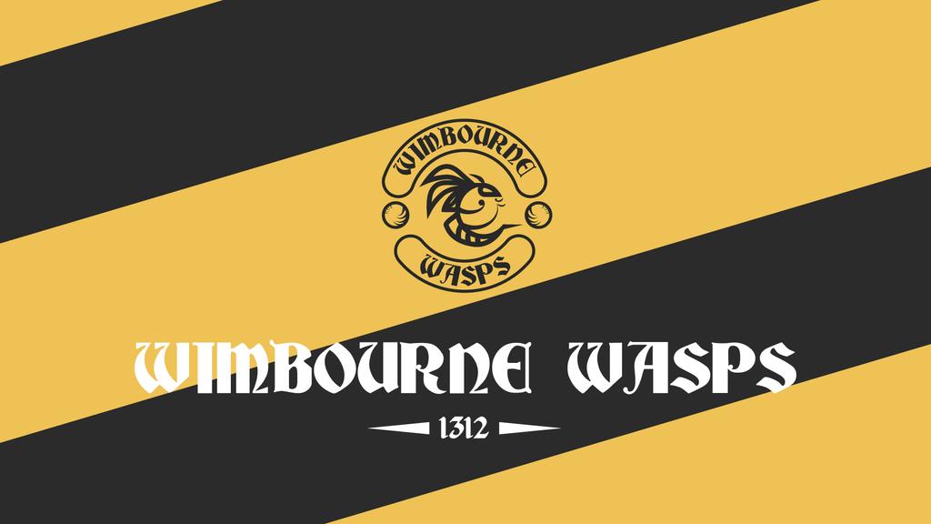 Wimbourne Wasps by Draber-Bien