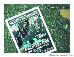 Velvet Revolver by AlexMassacre