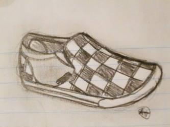 Slip on shoe by AlexMassacre