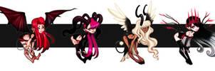 (SETPRICE|CLOSED) New Demons Batch