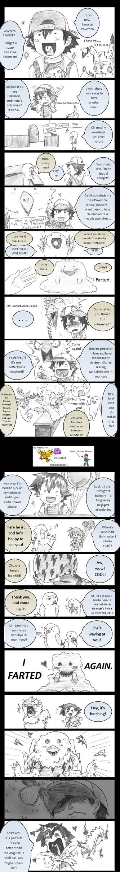 Pokemon: Genetics by AmukaUroy