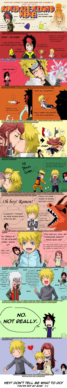 Naruto: Uber Meme by AmukaUroy