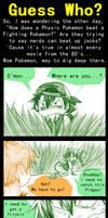 Pokemon: Guess Who