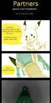 Pokemon: Partners by AmukaUroy