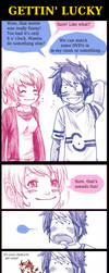 Aw, Dude.... Episode  12 [Getting Lucky] by AmukaUroy