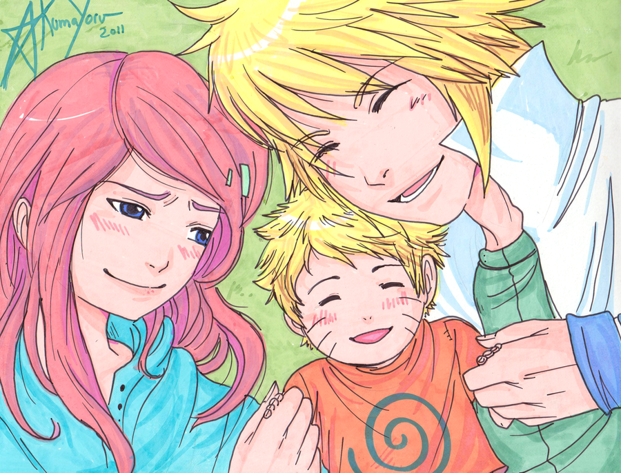 Naruto: Sunday Morning by AmukaUroy