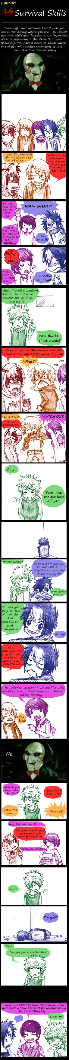 Aww Dude...Ep 16 [Survival Skills] by AmukaUroy