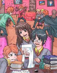 HP: Magical Moments