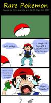 PKMN: Rare Pokemon