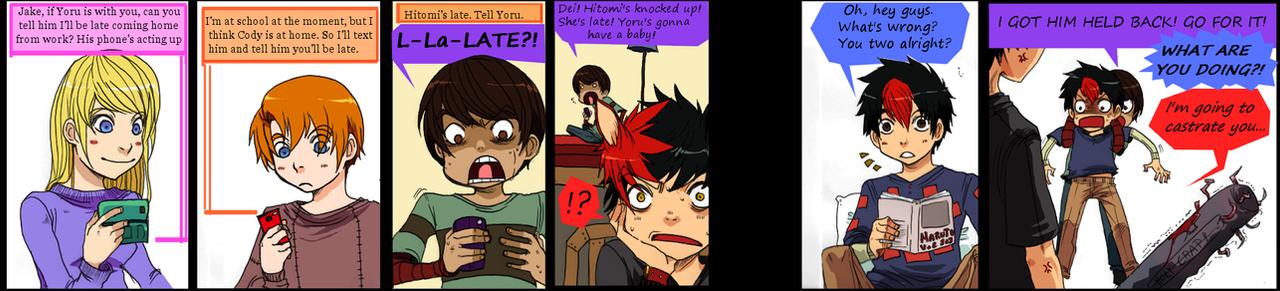 Aww Dude...Ep 40 [Misunderstanding] by AmukaUroy