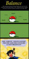 Pokemon: Balance by AmukaUroy