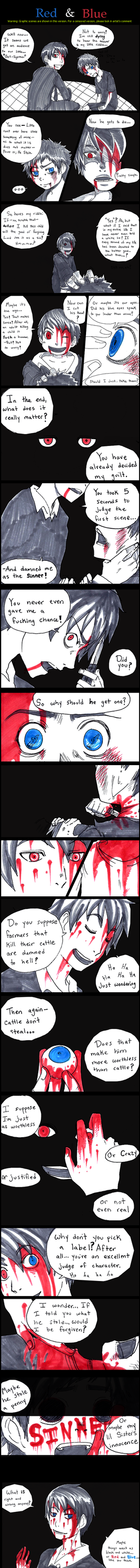 Red + Blue [Full Story] by AmukaUroy