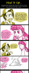 Heal It Up by AmukaUroy
