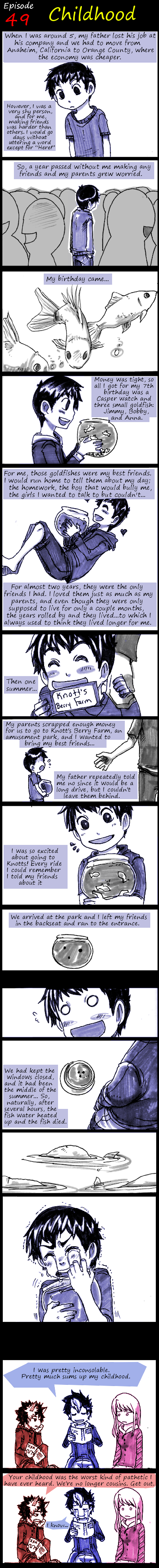 Aww Dude...Ep 49 [Childhood] by AmukaUroy