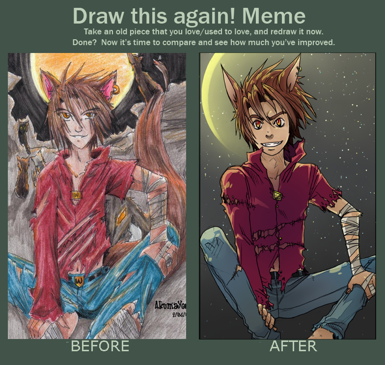 Draw It Again by AmukaUroy