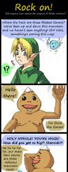 Zelda: Rock On by AmukaUroy