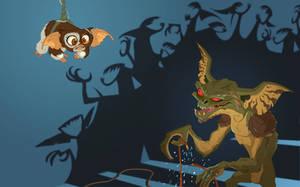 Gremlins Wallpaper by PatrickSchoenmaker
