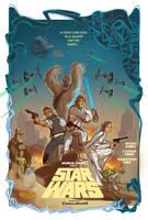 Rebel Alliance Sketch by PatrickSchoenmaker