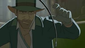 Indiana Jones still frame