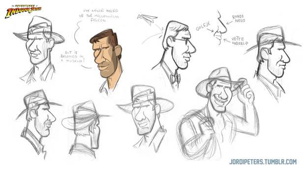 Indiana Jones Animated Concept - 08