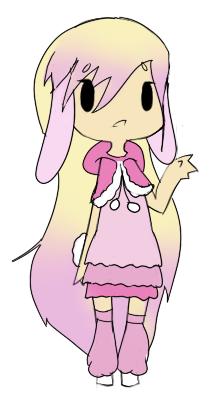 Sweet Bunny Kemonomimi Adopt - CLOSED by Piyos-Adoptables