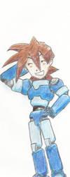 Megaman Volnutt by Volnutt87