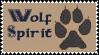 WOLF SPIRIT - Stamp by animal-love
