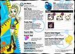 Monster High OC: Laci Moirae