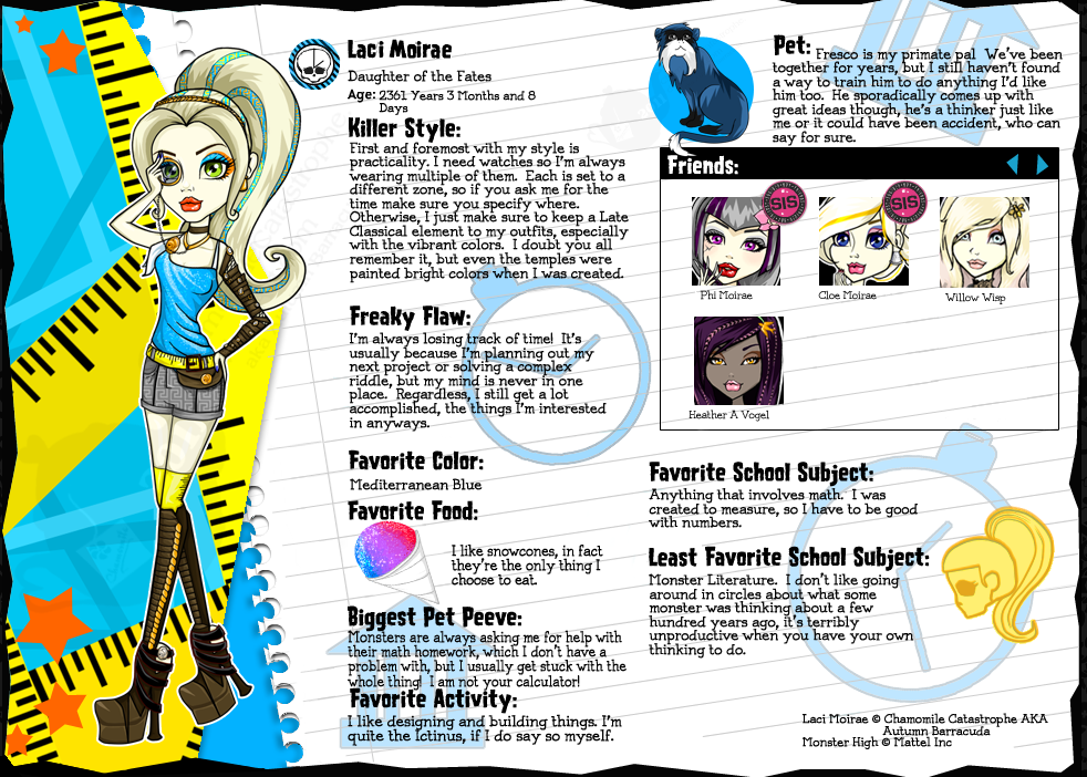 Monster High Characters And Their Pets Images & Pictures - Becuo