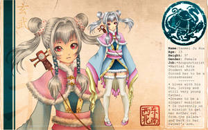 LD: Yanmei Ju Hua by rae-shi