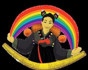 EM Corean Rainbow tech