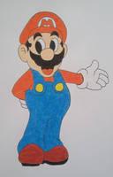 Mario by cavaloalado