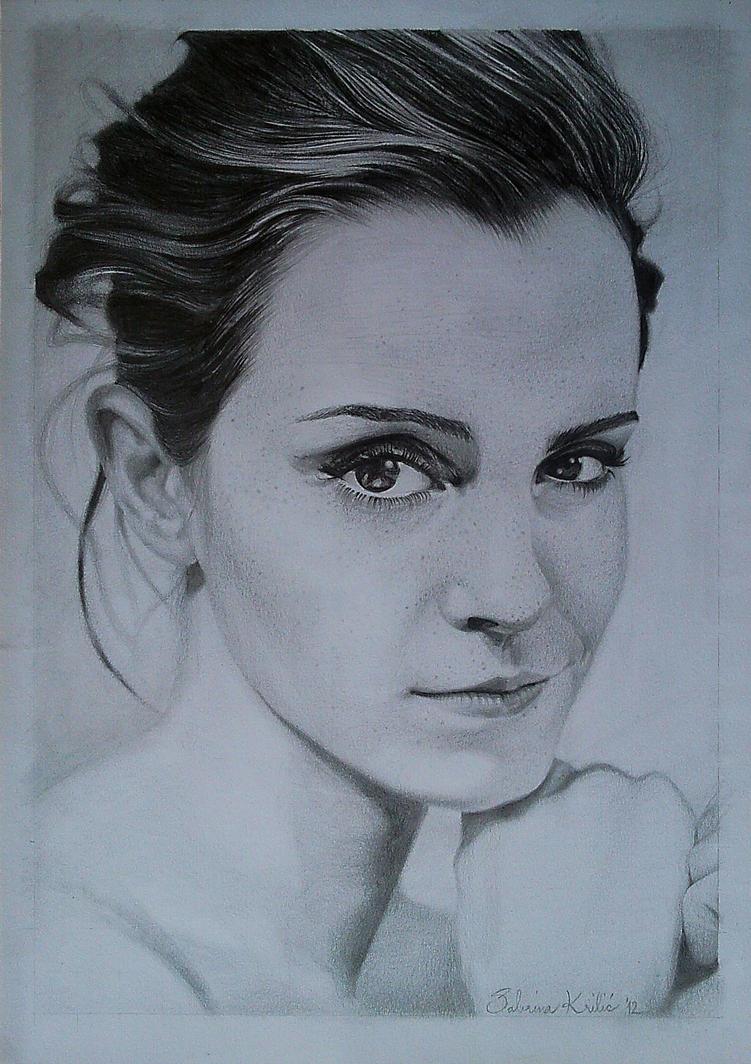 Emma Watson by skARTistic