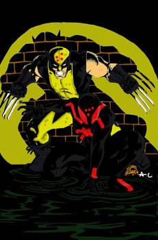 Scarlet spider 18 cover art by Ryan Stegman