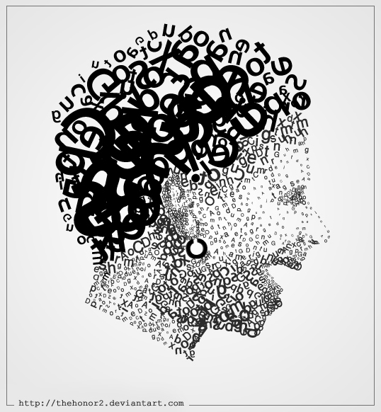 Face Typography Style