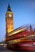 Big Ben by almumen