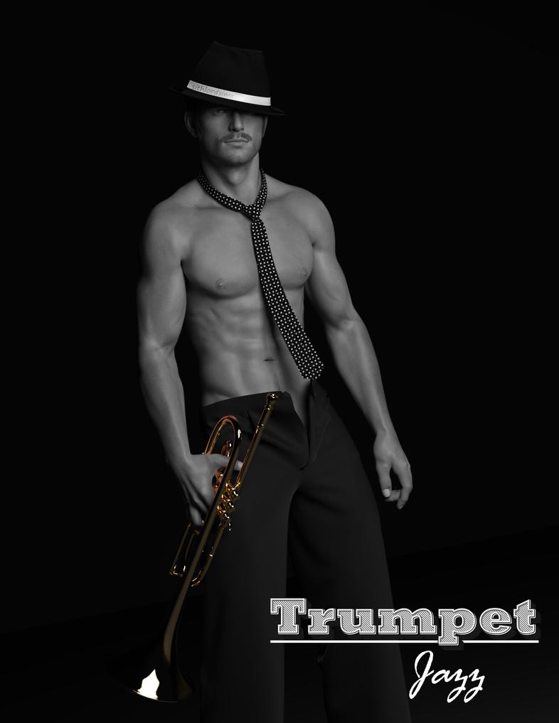 Trumpet Jazz by sithlordsims