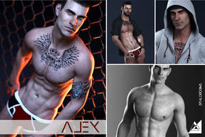 Alex for G3M by sithlordsims