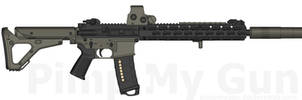 BCM Gunfighter AR-15 by madmonty98