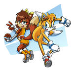 Tails and Fiona MXX Years Later