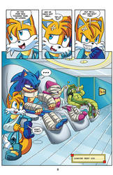 No Zone Archives Issue 1 pg06 by Chauvels