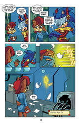 No Zone Archives Issue 1 pg18 by Chauvels