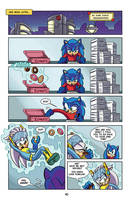 No Zone Archives Issue 1 pg40 by Chauvels