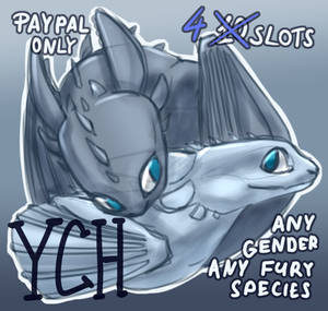 Furies Couple YCH! [1/4 slots left]