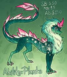 RATLD Plant dragon adopt [SOLD]