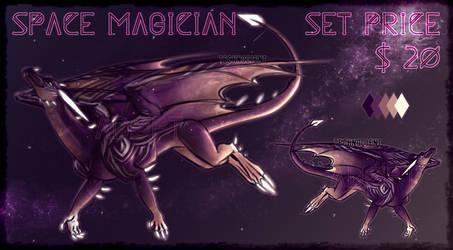 Space dragon adopt! [OPEN]