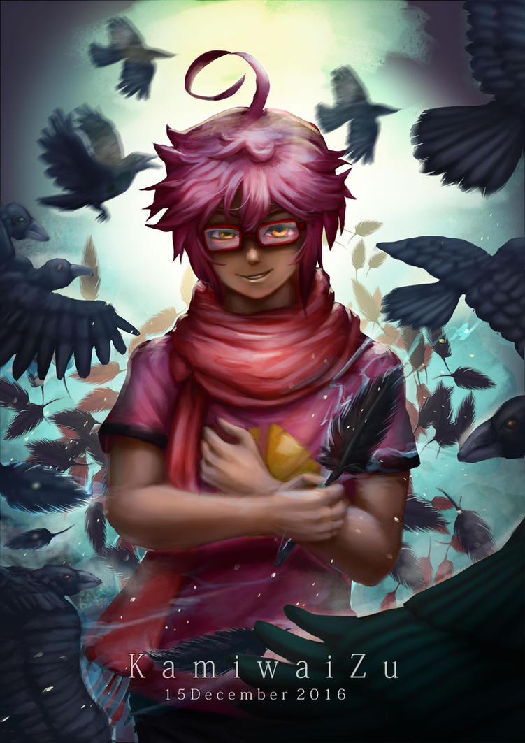 [OriginalCharacter] RYOMA [Contest2016] by KamiwaiZu