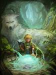 The Druid Class by KamiwaiZu